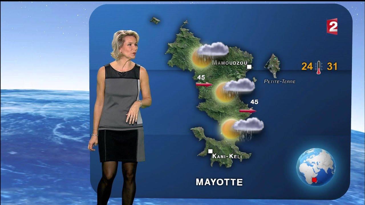 Meteo france2 youtube - Meteo france 2 presentatrice ...
