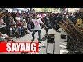 CUMAN ISENG JOGET MALAH BANJIR SAWER -- CALUNG FUNK MALIOBORO STREET MUSICIANS -- YOGYAKARTA