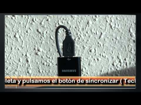 Samsung Galaxy Tab 10.1 (teclado inalámbrico USB)