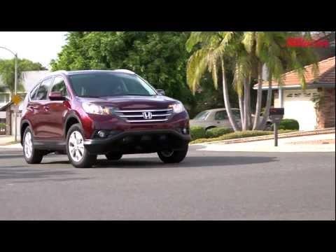 2012 Honda CR-V First Drive Video - Inside Line
