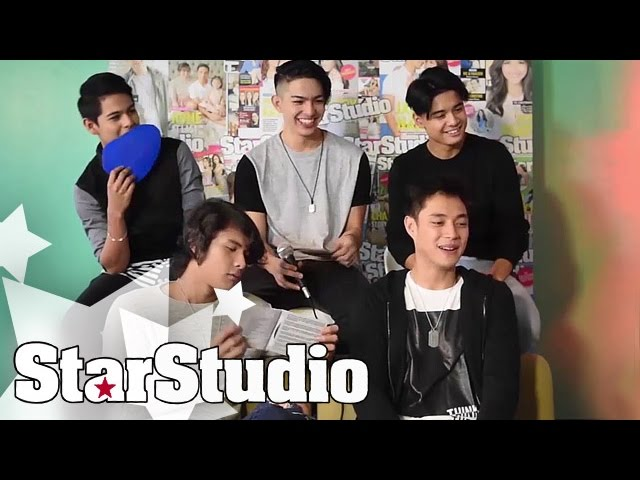 StarStudio - Sessions with BoybandPH (Part 3)