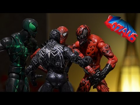 SPIDERMAN STOP MOTION Part 7 Trailer
