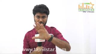 Rohit At Aviyal Movie Team Interview