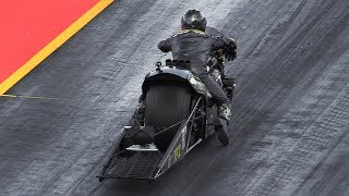 Top Fuel Nitro Motorcycles Sound: 1000+HP, 1/4 mile in 6-Seconds and 380+ Km/h!