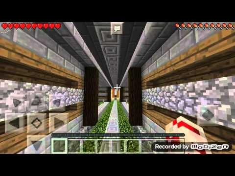 Minecraft PE - Mega Dropper - Part 1