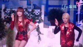 f(x) Victoria Hot Summer [SEXY FANCAM *3]