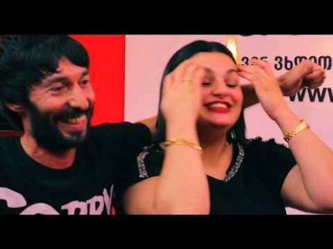 The Blind Audition - ვახო ბეკურაშვილი / Vakho Bekurashvili