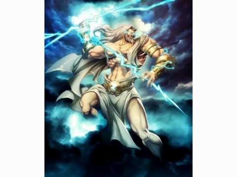 GREEK MYTHOLOGY - THE GREEK GOD ZEUS
