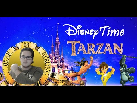 DISNEY TIME: Tarzan (1999)
