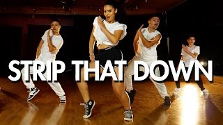 Liam Payne - Strip That Down ft. Quavo (Dance Video) | Choreography | MihranTV