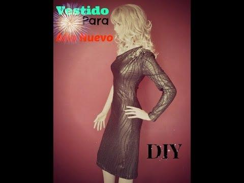 Como Hacer Un Vestido De Un Hombro Espectacular DIY How To Make A One Shoulder D