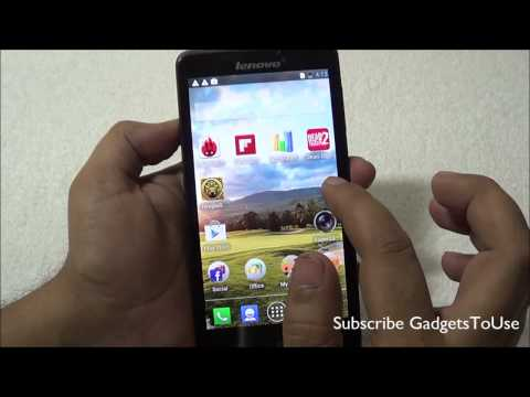 Lenovo P780 Full Review, Unboxing,  Camera, Gaming, Benchmarks, Price and Value For Money