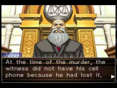 Despite his arrogance, even a guy like him can crack when things don't go right.Phoenix Wright: Ace Attorney - Justice for AllEpisode 1: The Lost TurnaboutPh...