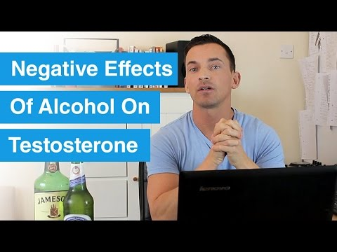 the negative effects that alcohol has on people