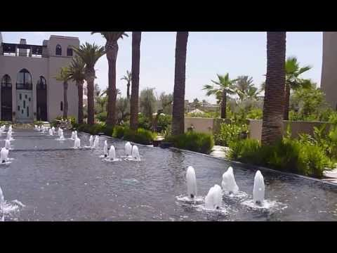 MOROCCO - Four Season Hotel Marrakech | Morocco Travel - Vacation, Tourism, Holidays  [HD]