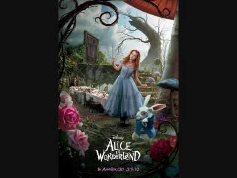 Daily Mutterings: Alice in Wonderland Rant