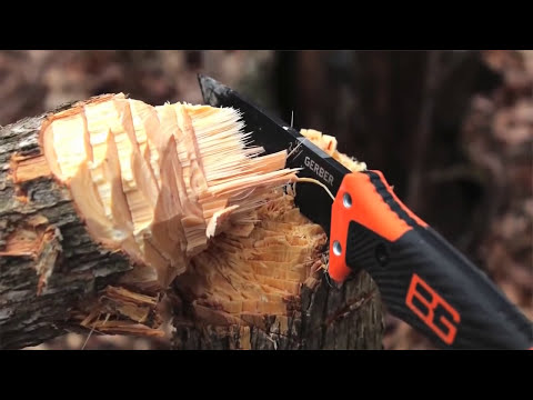 Gerber Bear Grylls Ultimate PRO Survival Knife - REVIEW - Best Gerber Survival Knife? 31-001901
