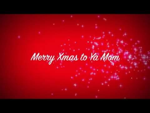 Merry Xmas to Ya Mom - The John Bruton Experience