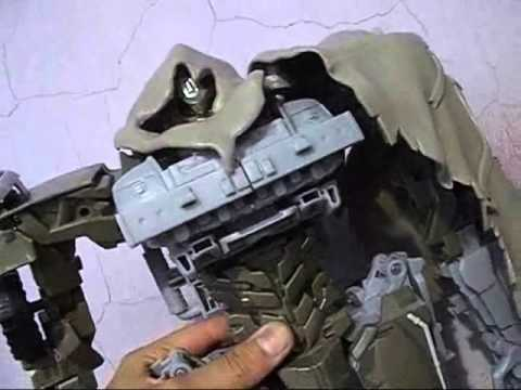 Megatron Review Oversized Megatron Review