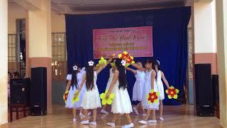 Múa - Những điều thầy chưa kể - lớp 4.1 Trường TH Thuận Phú 2