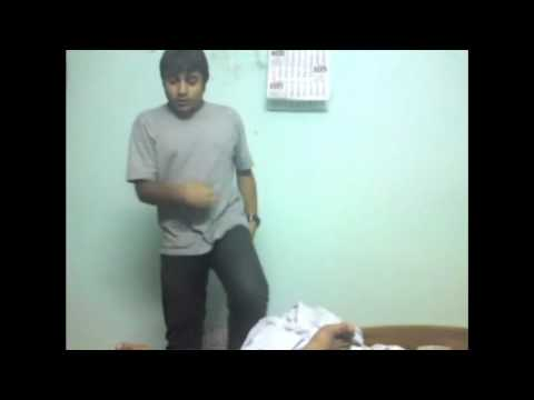 Piyush Dancing On Rang Kala Ho Gya.wmv video