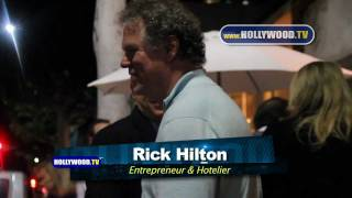 Rick Hilton, Kathy Hilton, Petra Ecclestone dine at Mr. Chows