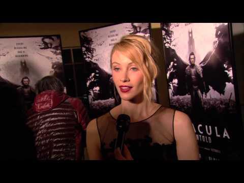 Dracula Untold: Sarah Gadon