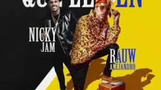 Que Le De Audio Nicky Jam Feat Rauw Alejandro