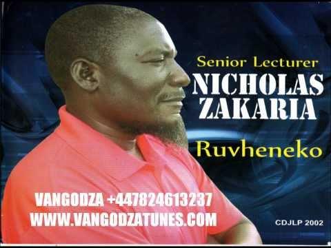 Nicholas Zakaria madzibaba-ruvheneko(2010) video