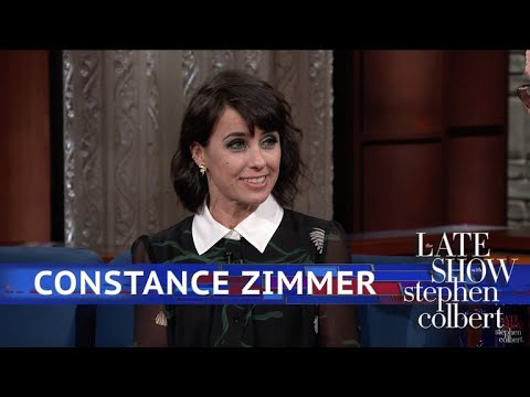 A Reality Show 'Stole' A Crappy Scene From Constance Zimmer's 'UnREAL'