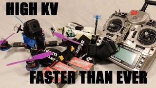High KV Build EMAX MOTORS