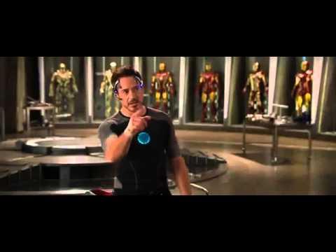 Demir Adam 3 Türkçe Dublaj Fragman(Iron Man 3)