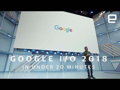 Google I/O 2018 Important Announcements