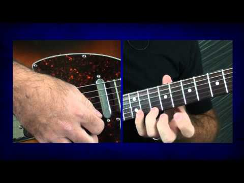 0 Blues Guitar Lesson: The Extended Pentatonic and Blues Scale