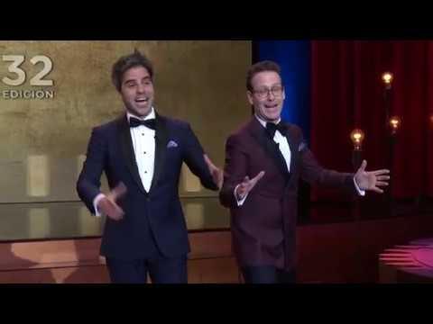 Joaquín Reyes y Ernesto Sevilla abren los 32 Premios Goya