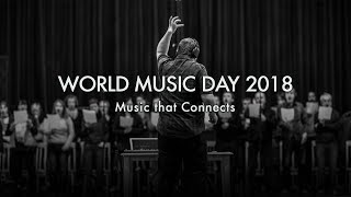 Audiomachine - World Music Day 2018 Livestream