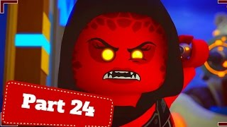 Lego Nexo Knight Android IOS Gameplay part 24 - Weakly Boss & AXL Tower Carrier