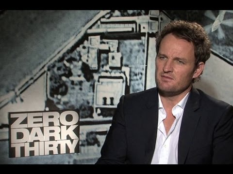 Jason Clarke - Zero Dark Thirty Interview (HD)