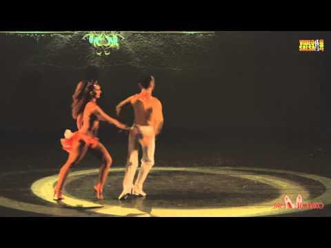 Adrian & Tatiana  @ Monaco Salsa Festival 2014