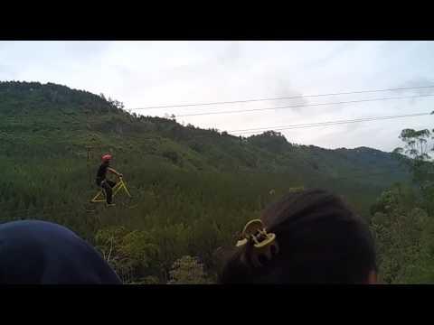 Youtube wisata bandung sepeda gantung