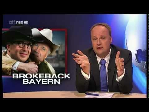 ZDF Heute Show 2012 Folge 91 vom 31.08.12 in HD