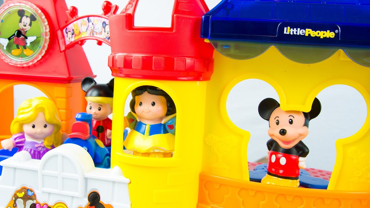 Mickey Mouse Playhouse Toys Mickey Mouse Toys Review