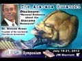E.T. UFO Worldwide Disclosure Movement - Steven Greer MD  MUFON 2013 (Hidden Truth)