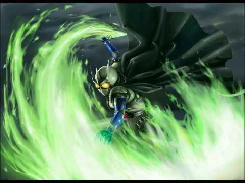 Kamen Rider Eternal Logo Kamen Rider Eternal