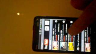 HTC Evo 4G from Sprint- my video review