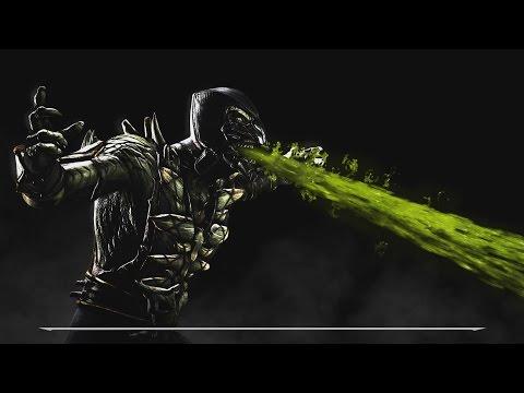 Mortal Kombat X - Reptile Fatalities Fatality
