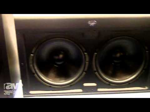 ISE 2015: Procella Audio Details Trinnov Altitude 32 and Procella P28/5/18/12