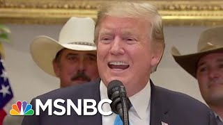 Politico: GOP Acknowledges President Trump-Pelosi Fight Hurts President More | Hardball | MSNBC