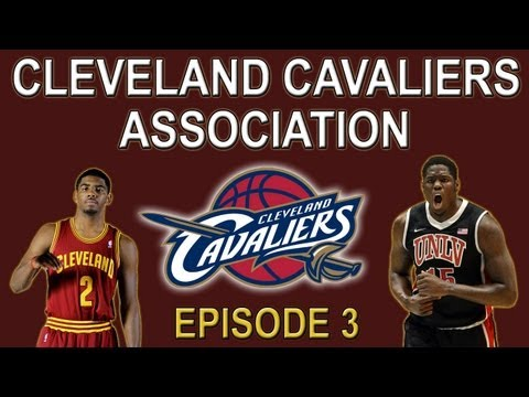 NBA 2k13 Association: Cleveland Cavaliers - Anthony Bennett Makes His Debut! Andrew Bynum??