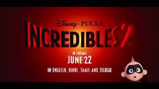 Disney Incredibles 2 Pee- Vijay Veermal